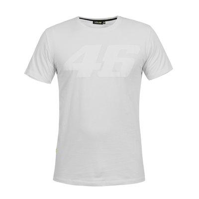 T-shirt Core tono su tono bianca