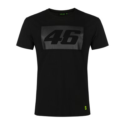 Black contrast Core 46 t-shirt - Black