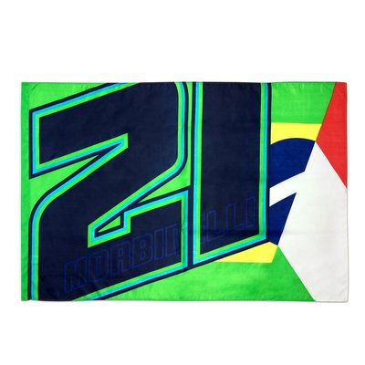Morbidelli 21 flag