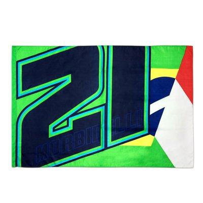 Flagge Morbidelli 21