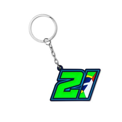 21 key ring