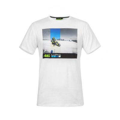T-shirt Motor Ranch GoPRO - Weiß