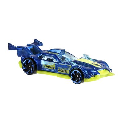 Hot Wheels FWR14 GT Hunter - Multicolor
