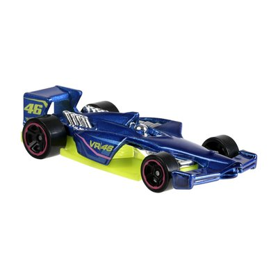 Hot Wheels FWR15 Winning Formula - Multicolor