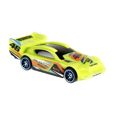 Hot Wheels FWR16 Time Tracker - Multicolor