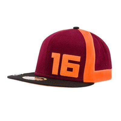 Flat visor cap Mig 16