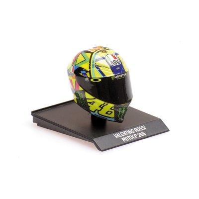 2016 MotoGP season 1/10 helmet - Multicolor