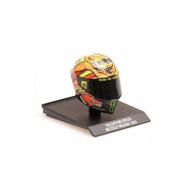 Casque 1/10 GP Misano 2012