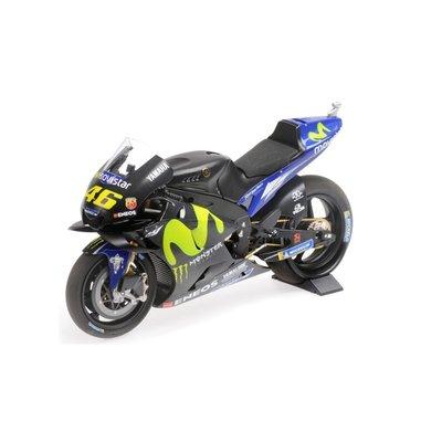 Yamaha YZR-M1 1:12 Valentino Rossi Valencia test 2017