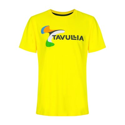 Tavullia T-shirt - Yellow