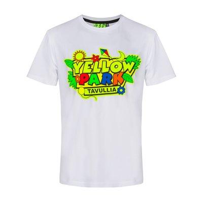 T-shirt Yellow Park Tavullia