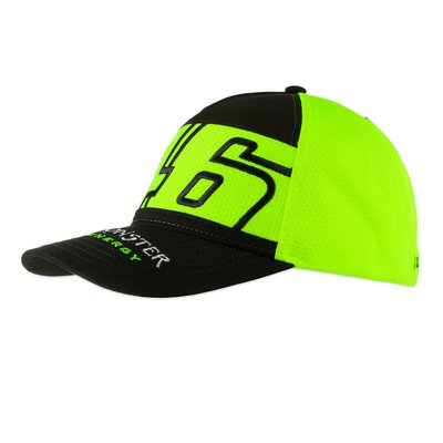 Cappellino Dual 46 Monster Energy - Nero