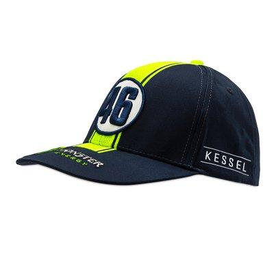 Cappellino replica 46 Abu Dhabi mid visor