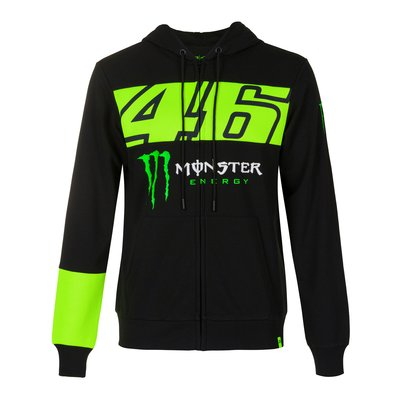 Sweat-shirt Dual 46 Monster Energy