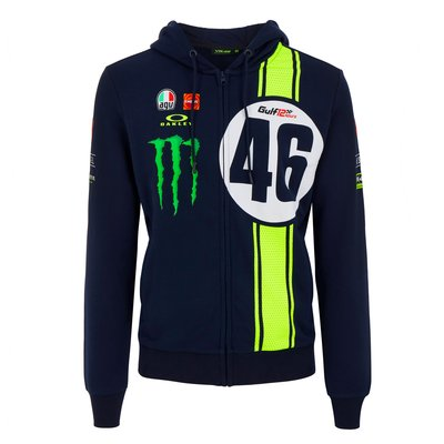 Sweat-shirt replica 46 Abu Dhabi - Bleu