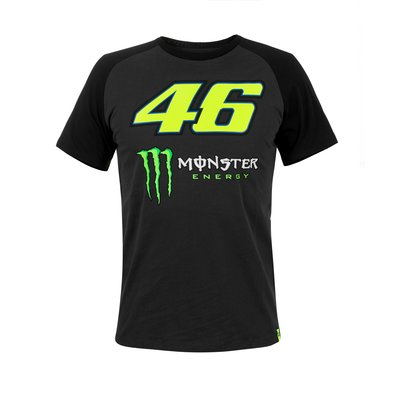 46 Monster raglan sleeves t-shirt