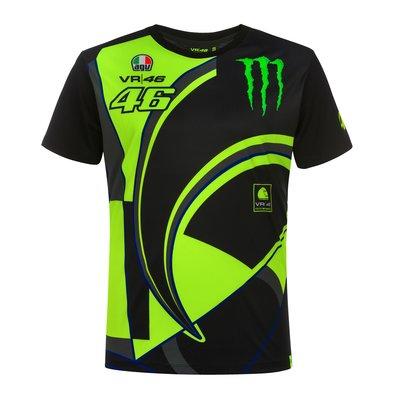 Monster 46 replica t-shirt