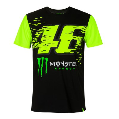 T-shirt Monster Energy 46 Valentino Rossi MotoGP