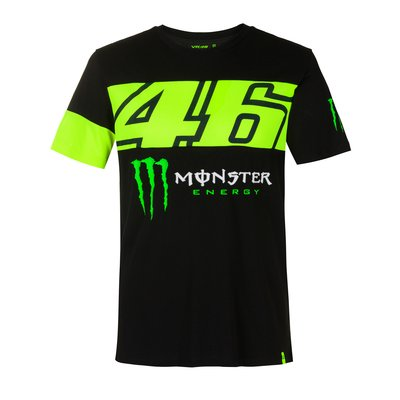 T-shirt Dual 46 Monster Energy