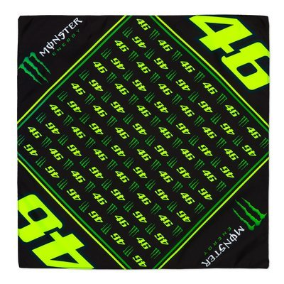 Bandana 46 Monster Energy