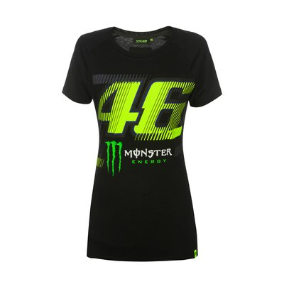 T-shirt Monza 46 Monster donna