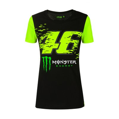 T-shirt  Monster Energy 46 Femme