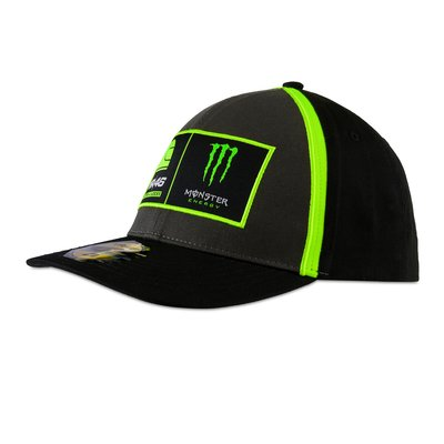 Casquette Academy Monster Energy - Multicolor