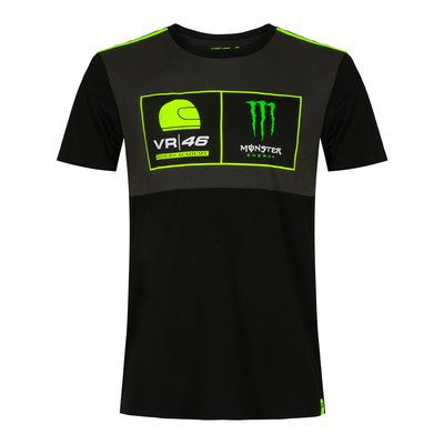 T-shirt Academy Monster Energy