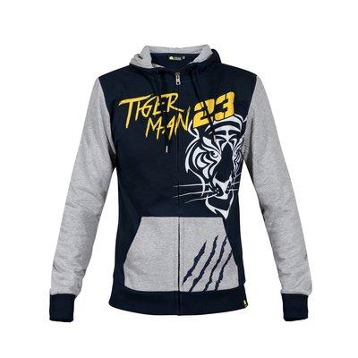 Swear-shirt homme tigre