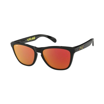 Frogskins Prizm Ruby Valentino Rossi Signature series