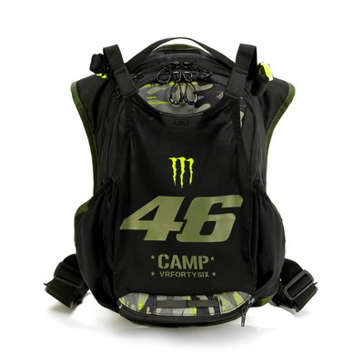 VR46 Baja hydration pack LIMITED EDITION