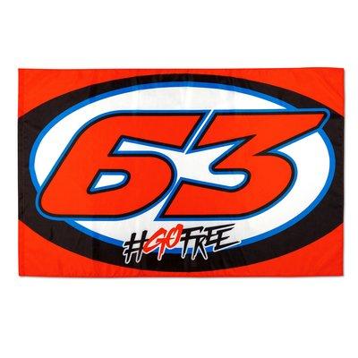 Bandiera 63 GOFREE - Multicolor