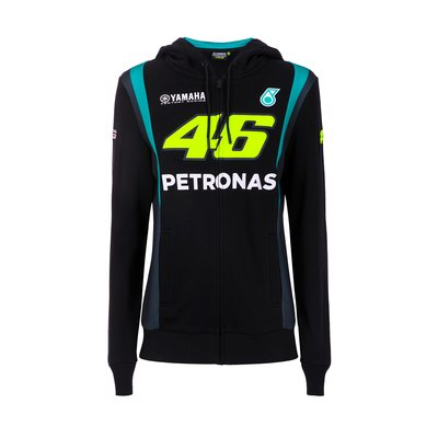 Woman Petronas VR46 hoodie