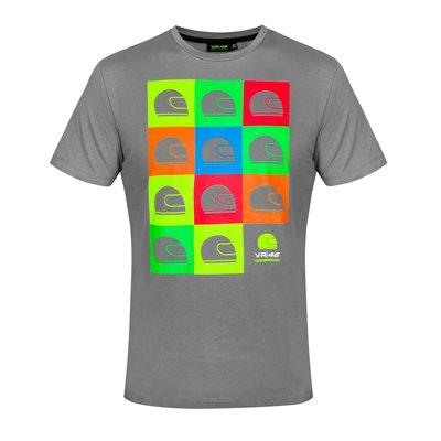 Riders Academy helmets t-shirt