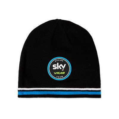 Sky Racing Team VR46 replica beanie - Black
