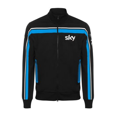 Sky Racing Team VR46 replica practice fleece - Black