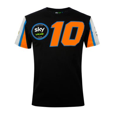 Réplique du tee-shirt de la Sky Racing Team VR46 Marini