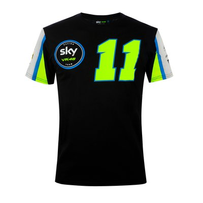 Réplique du tee-shirt de la Sky Racing Team VR46 Bulega