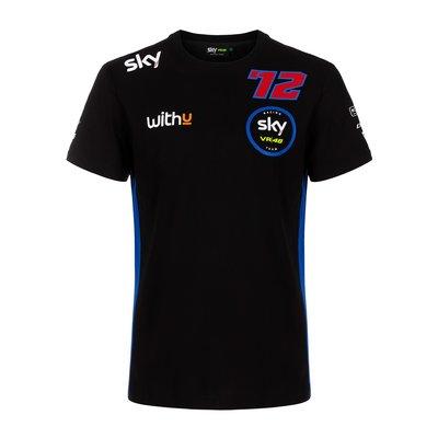 T-shirt replica Marco Bezzecchi Sky Racing Team VR46