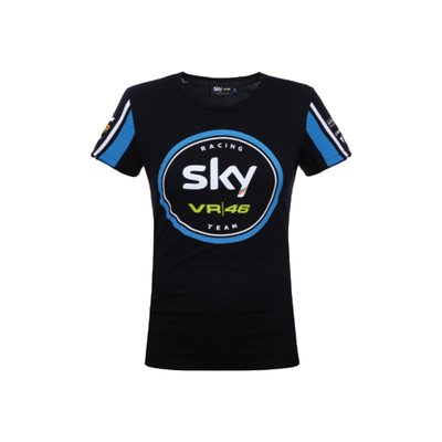 T-shirt replica Sky Racing Team VR46 donna