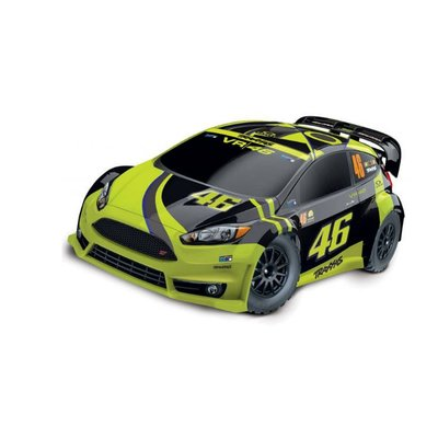 Traxxas Ford Fiesta ST Rally VR46 Edition