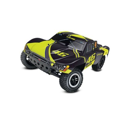 Slash 2wd name Course Racing Truck VR46 Edition - Multicolor