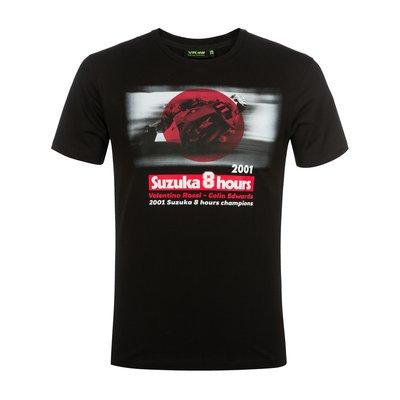 T-Shirt Suzuka 8 Hours - Schwarz