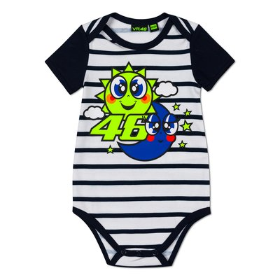 Baby body sole e luna - Multicolor