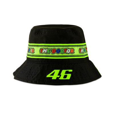Kid 46 The Doctor bucket hat