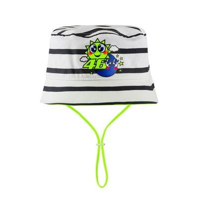 Cappellino pescatore 46 The Doctor baby - Multicolor