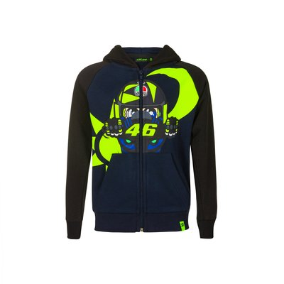 Kid bike sweatshirt - Blue