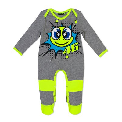 Turtle baby overall