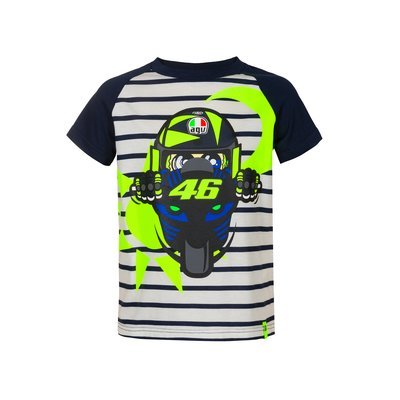 Kid bike t-shirt - Multicolor