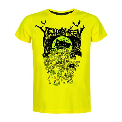 Kid Yelloween VR46 t-shirt  Special Edition